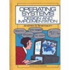 Operating Systems: Design and Implementation (Prentice-Hall Software Series) by