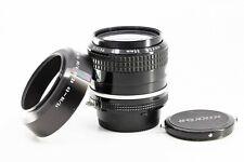 Nikon Nikkor AI 35mm 1:2,0 f2   AI  prime manual lens adaptable on sony a7