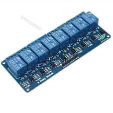1Pcs With Optocoupler Relay Module For Arduino 12V 8-Channel Pic Arm Dsp Avr zk