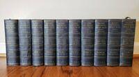 Vintage Law Books Patent Copyright Trademark Cases Vol 1-10  Baldwin 1810-1927