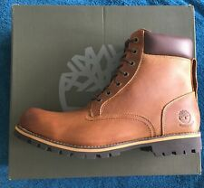"""Timberland """"Rugged 6in"""" plain toe waterproof Boots"""