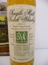 Port Charlotte 2004 Single Malt Circle Cask. No. 971 fassstärke 54,2% 700 ml