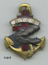 Insigne troupes Coloniales, Bon. de Tirailleurs /  CONGO - GABON