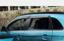10-16 For Mitsubishi RVR/Outlander Sport Visor Vent Shades Sun Rain Guard Cover