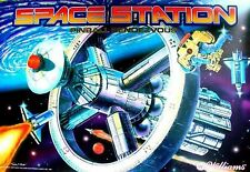 SPACE STATION, PINBOT Pinball Plasma Mod Add-on