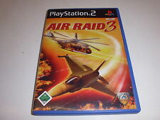 PlayStation 2 ps2 air raid 3