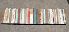 Reclaimed Wood Wall Art Distressed Rustic Country 46x12 or two 24x12