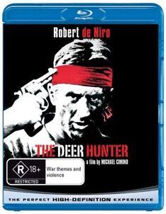 The Deer Hunter : NEW BLU RAY