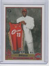2003-04 Topps 1st Edition LeBron James Basketball Card Nr.Mint/Mint