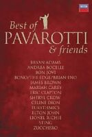 BEST OF PAVAROTTI & FRIENDS THE DUETS DVD NEU