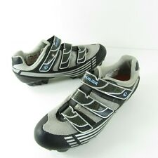 Pearl Izumi Vagabond 5097 Mountain Bicycle Cycling Shoes Black Womens Size 8.5