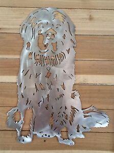 "20"" Newfoundland Dog- CNC Wall Art Decor"
