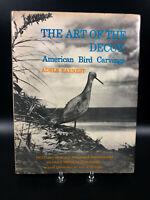 The Art Of the Decoy American Bird Carvings Adele Earnest HC DJ VG