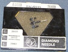 STEREO RECORD PLAYER NEEDLE EV 2640D  used in Magnavox 560352 560356 560353