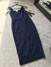 elle zeitoune Lucia Navy Dress Size 6