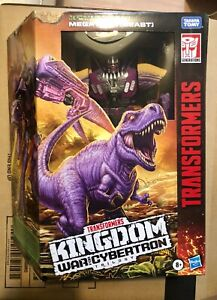 Transformers Generations War for Cybertron Kingdom Leader Megatron (Beast)