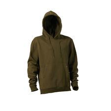 Trakker Olive Green Elite Hoody Fishing Sweater Jumper SALE *All Sizes