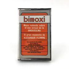 BIMOXI. LABORATORIOS JORBA AMOXICILINA ALEXANDER FLEMING Factory Sealed CASSETTE