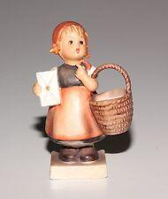Hummel Figurine, Little Shopper,