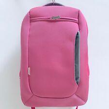 """Job Lot of 10 x KINGSONS 15.6"""" PINK Laptop Backpack (Rucksack/Bag/Case)"""