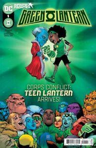 Green Lantern #1  Bernard Chang Cover DC Comics 2021