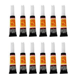 3g Professional Super Glue Super Strength Extra Strong Bonding Adhesive UK