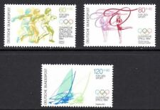 Olympics PF German & Colonies Stamps