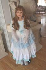 """Masterpiece Dolls Cinderella  Long Brown Hair, Brown  Eyes, Monka Levenig, 48"""""""