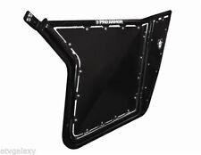Pro Armor Black Suicide Doors Polaris RZR 800 S RZR800S 2008-2014 P081209BL