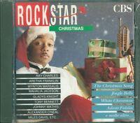 Rockstar Christmas - Bennett/Ray Charles/Aretha Franklin/Miles Davis Cd Perfetto