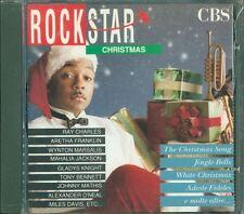Rockstar Noël - Bennett/Ray Charles/Aretha Franklin/Miles Davis Cd Parfait