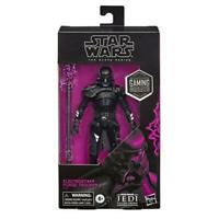 Star Wars Black Series Mandalorian Electrostaff Purge Trooper Action Figure