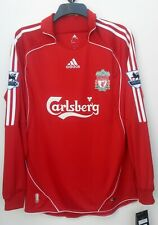 Liverpool FC 2006 2008 Official Premier League Home Shirt Large BNWT 4 Hyypia