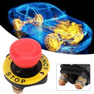 High Power Car Truck Battery Isolator ON/OFF Disconnect Switch Power Switch FTD