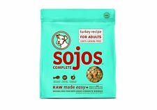 Sojos Turkey Recipe Complete Adult Dog Food, 7 Lb