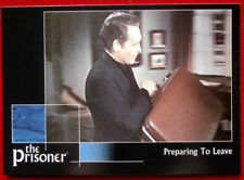 THE PRISONER Autograph Series - Vol 1 - PREPARING TO LEAVE - Card #06 Cards Inc