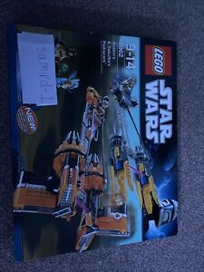 LEGO Star Wars Anakin Skywalker and Sebulba's Podracers (7962)