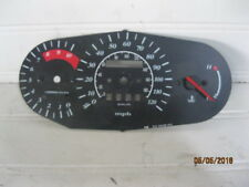 Kawasaki KLR 650 Speedometer Gauge Odometer meter face plate cover 08-18