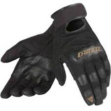 Dainese Leather & Textile Breathable Motorcycle Gloves