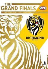 The AFL - Richmond - Grand Finals (DVD, 2018, 8-Disc Set)
