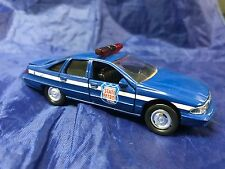 Wisconsin State Patrol 1:43 Chevrolet Caprice Road Champs Toy Police Car