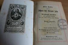 Ein Jahr in der Schule des Herzens Jesu, Betrachtungen 1901 Hattler, Franz Bibel