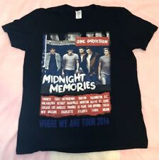 One Direction 2014 Where We Are tour t shirt Funny Vintage Gift Men Women