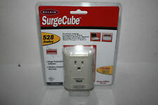 BELKIN SURGE CUBE SURGE PROTECTOR MODEL F5C594 NEW SEALED