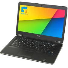 """Dell Latitude E7240 Intel Core i5 4300u 4GB RAM 256GB SSD 12.5"""" Win 10 Pro"""