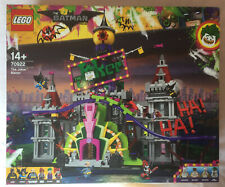 2017 LEGO The LEGO Batman Movie 70922 The Joker Manor BNIB Sealed