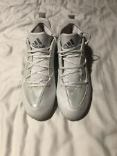 Adidas Crazyquick Football Cleats (2016) - White - Mens Size 12