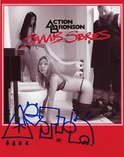 "~~ ACTION BRONSON Authentic Hand-Signed ""Saaab Stories"" 8x10 Photo (PROOF) ~~"