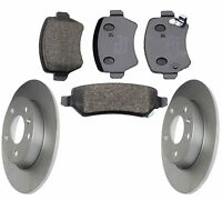 Vauxhall Zafira Rear Brake Pads And Brake Discs
