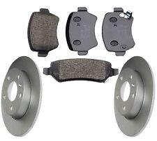 Vauxhall Zafira Rear Brake Pads And Brake Discs